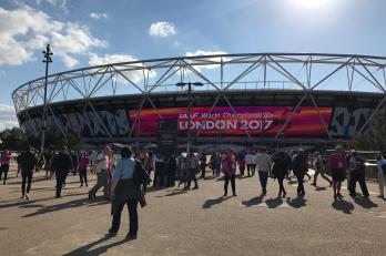 MS v atletice - Londýn 2017